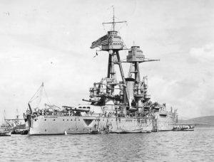 Battleship Oklahoma