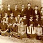Sophomore class of 1925