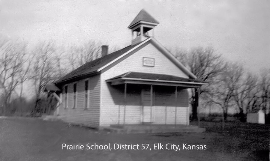 Prairie School House #57