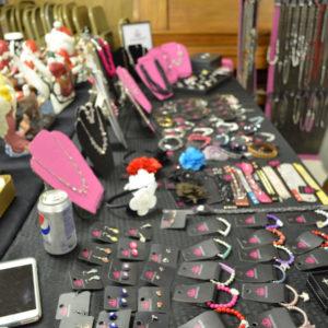 Bazaar Items in Community Building